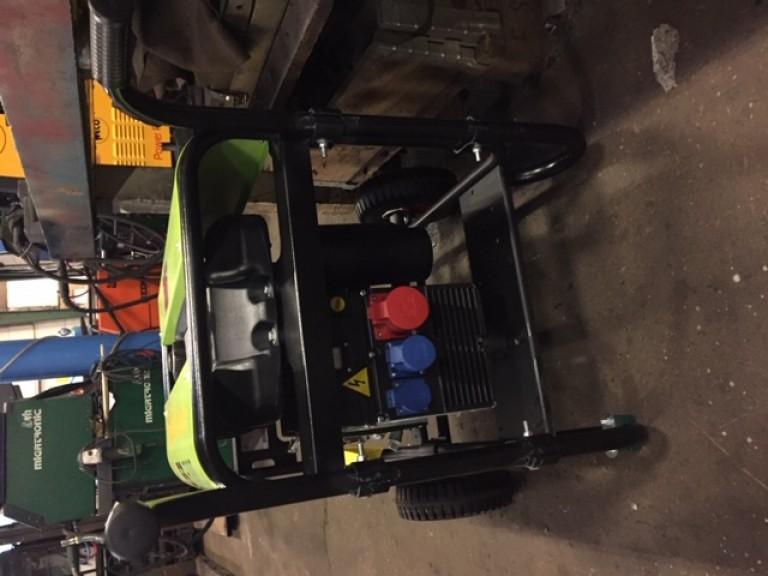 Generator, 380/220 V, Benzin