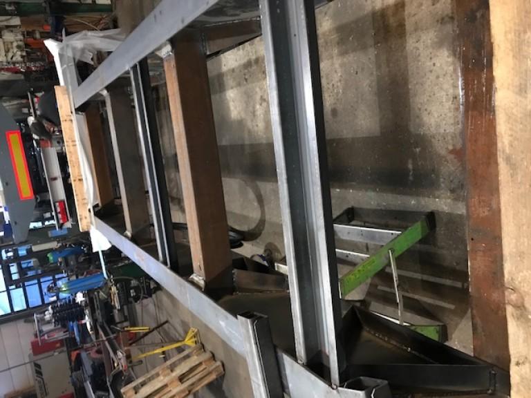 Anhænger/opbygning