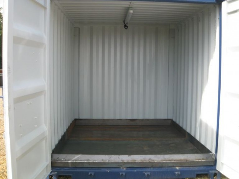 10 fods container