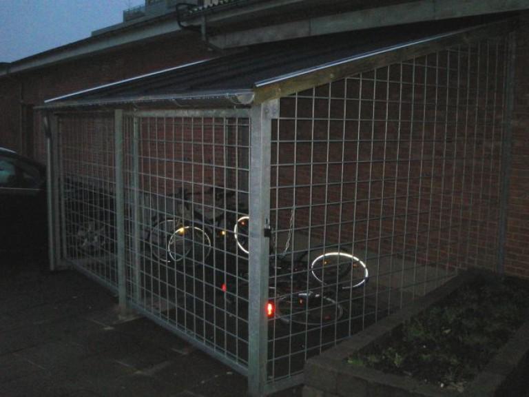 Cykelskur