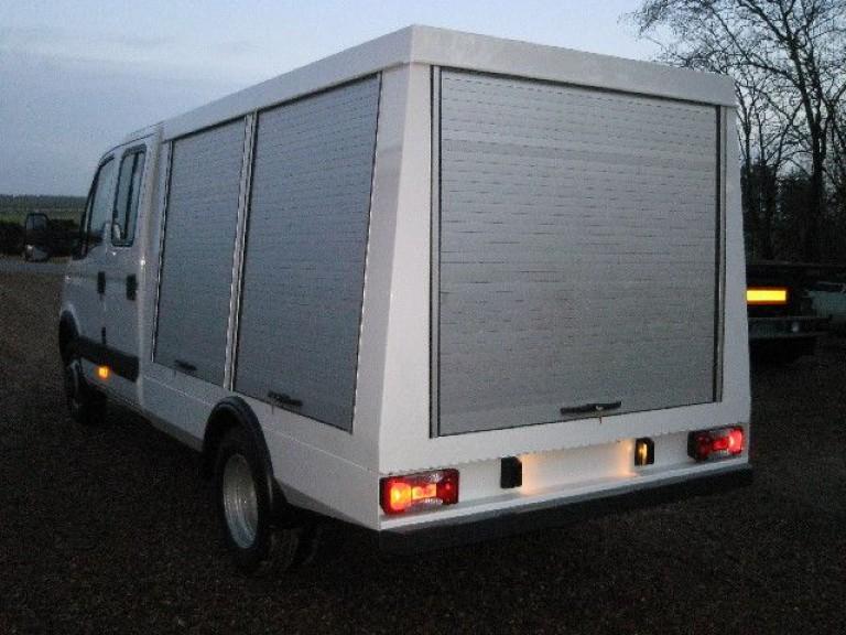 Alu-kassevogn
