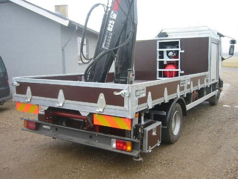 Iverco 7,5 tons