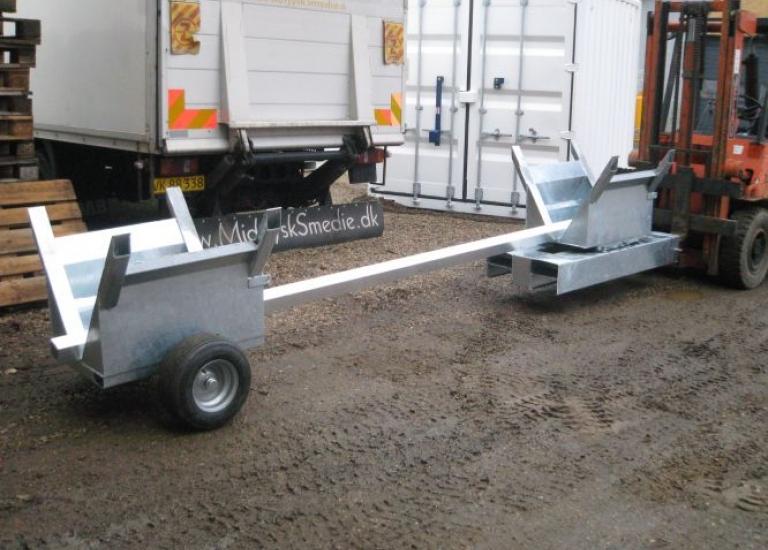 Transportvogne langgods